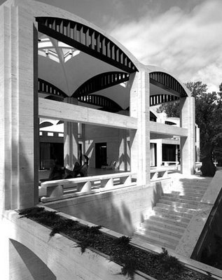 Kreeger Museum, residence designed by Philip Johnson and Richard Foster