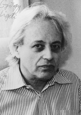 Gyrgy Ligeti, composer