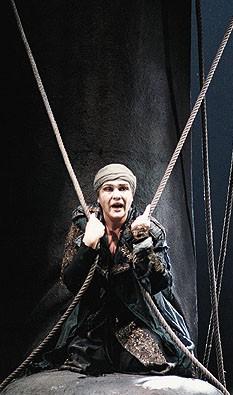 Éva Marton as Elektra, Vienna State Opera