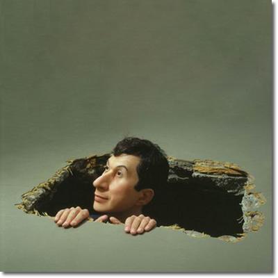 Maurizio Cattelan, Untitled, 1993 (self-portrait)