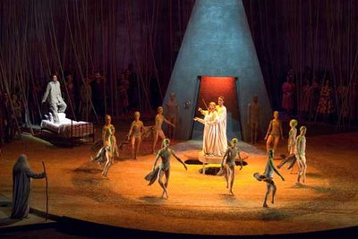 Michael Tippett, The Midsummer Marriage, Lyric Opera of Chicago, November 2005