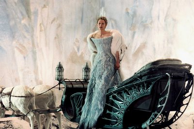 Tilda Swinton as the White Witch, The Chronicles of Narnia: The Lion, the Witch, and the Wardrobe