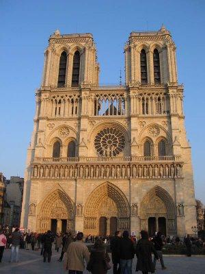 Notre-Dame de Paris, Harmonie du Soir, March 19, 2006