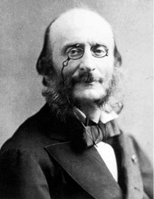Jacques Offenbach, composer