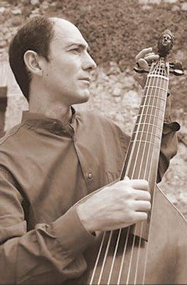 Paolo Pandolfo, viola da gamba