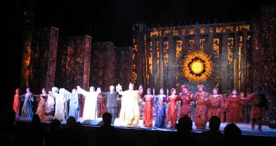 Parsifal, Kirov Opera at the Kennedy Center, February 21, 2006