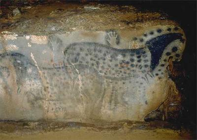Spotted Horses, Pech Merle Cave, Quercy