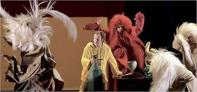Magic Flute, Salzburg Festival 2006, photo by Klaus Lefebvre