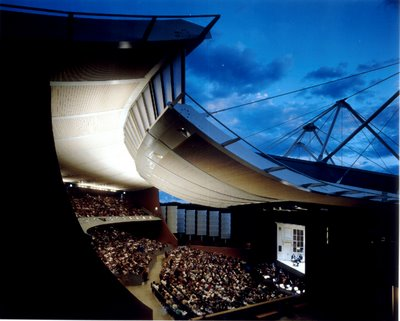 Santa Fe Opera, photo by Robert Reck
