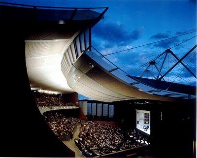 Santa Fe Opera, photo by Robert Reck