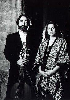Jordi Savall and Montserrat Figueras