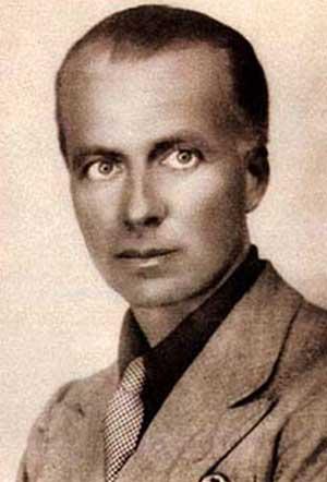 Giacinto Scelsi, composer (1905-1988)