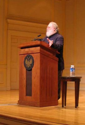 Peter Schickele, Louis C. Elson Memorial Lecture, Library of Congress, February 17, 2006