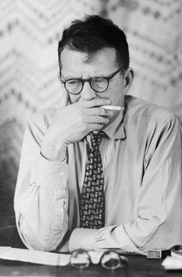 Dmitri Shostakovich, 1906-1975