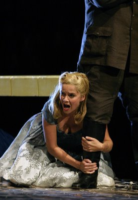Angelika Kirchschlager as Sophie, Sophie's Choice, 2006, Washington National Opera, photo by Karin Cooper