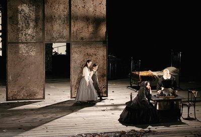 Britten, Turn of the Screw, directed by David McVicar, Mariinsky Theater, 2006