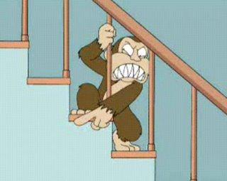 Mono malvado