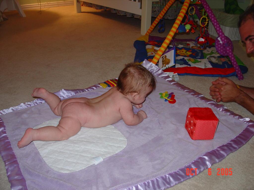 Bottoms Playtime