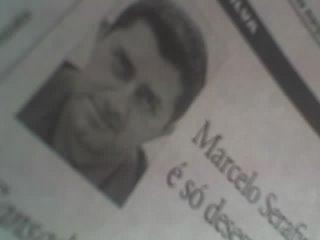 Braz Silva no Correio / Foto: Ismael Benigno