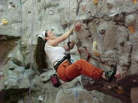 Rock Climbing: Second Most Fun Sport!