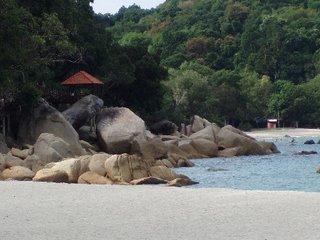 Telok Chempedak beach