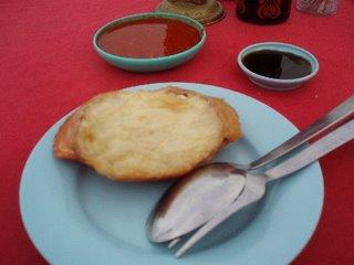Pak Su's Stuffed Crab - YUMMY!!!