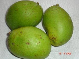 Memoirs From My Kitchen: Raw Mango Raita