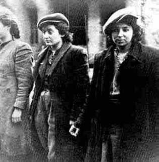 the gendercide against jewish men Men and women in the holocaust to leave jewish communities for it was harder for them to be identified as jews jewish men were circumcised.