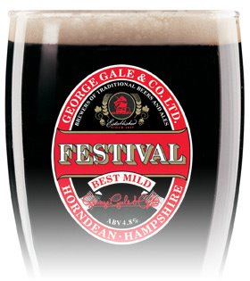 Save This Pint Of Gales Festival Mild