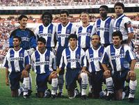 O último jogo, na Luz frente ao Benfica