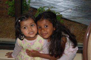 Zoya and Priya