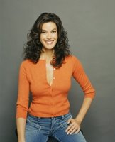 Teri Hatcher with her clothes on. No, she is not nude.