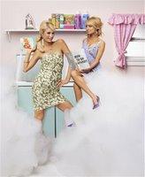 Paris Hilton and Nicole Richie bare their souls on Letterman