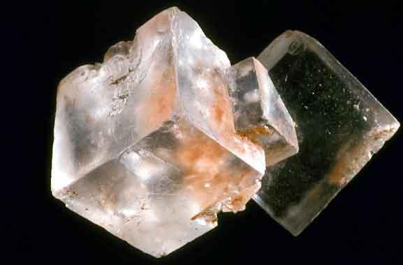 Cristales de sal