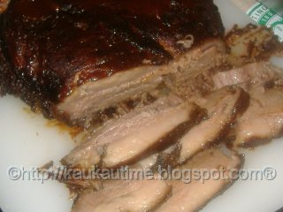 "... word meaning ""food"" or ""to eat."": Texas Oven Smoked B..."