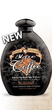 Blaque Coffee Tanning Lotion