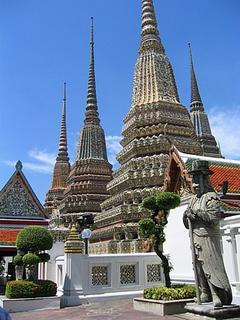 Golden Buddha Temple, Bangkok Thailand