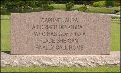 My epitaph
