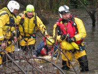 Hidden Dangers Imperil Victims and Rescuers