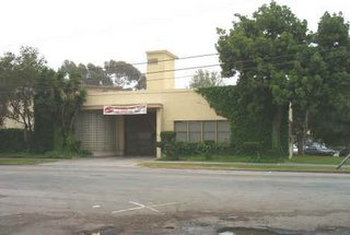 Current LAFD Station 43 in Palms.
