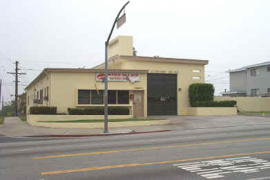 Former LAFD Station 62 built in 1950