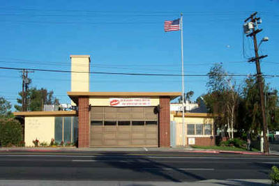 Former LAFD Station 87 built in 1945