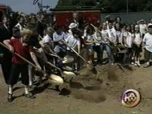 04-26-2004 Groundbreaking for LAFD Station 83