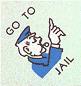 Was schon in Monopoly nicht lustig ist, dürfte im echten Leben auf wenig Verständnis stoßen: Gefängnis für einen kleinen Fehltritt.