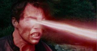 'Schau mir in die Augen, Kleines.' Mit diesem Blick kriegt Cyclops sogar tote Frauen rum.