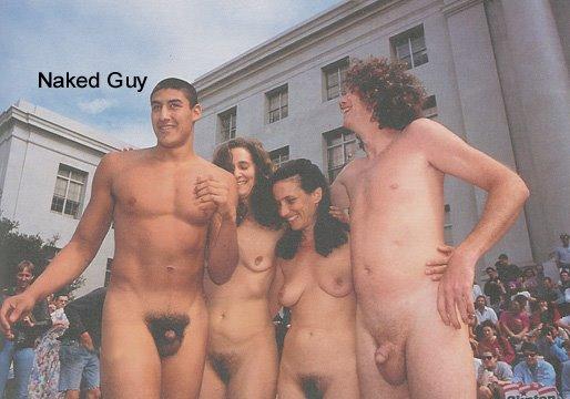 Nudist Activist Andrew Martinez Aka Berkeleys Naked Guy Died Friday Night