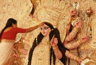 Durga Idol