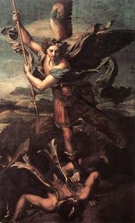 St. Michael and Satan