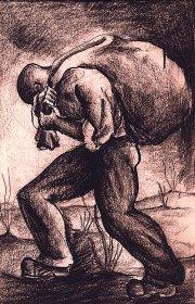 Blackburn - 'Man with a Load'