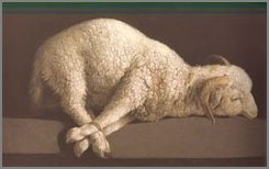 The Lamb of God Prefigured
